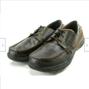 Skechers Relaxed Fit Men's Boat Shoes Size 11